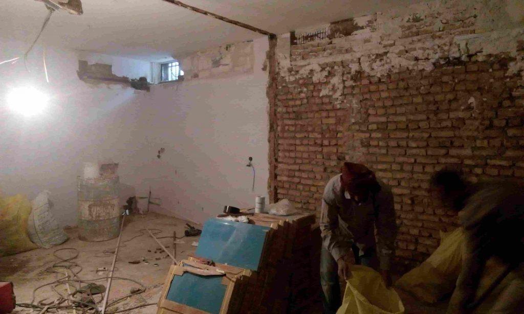 بازسازی مطب