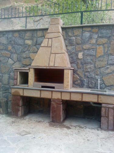 ساخت باربیکیو سنتی در فشم